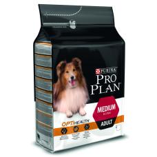 ProPlan Medium. С курицей. Для собак средних пород 3 кг;14 кг