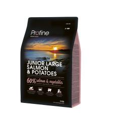 Profine (Профайн) JUNIOR LARGE SALMON & POTATOES лосось и картофель для молодых собак больших пород 15кг