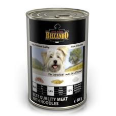 Belcando (Белькандо) Best Quality Meat. Консерва для собак с лапшой 0.8 кг
