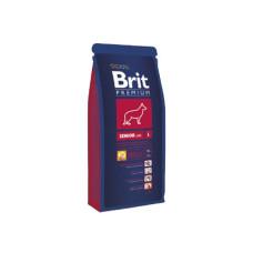 Brit Premium Senior L 3 кг; 15 кг
