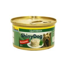 Gimpet (Джимпет) Shiny Dog. Консервированный корм для собак с курицей 0.085 кг