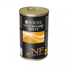 Purina (Пурина) Veterinary Diets NF Консервированный диетический корм для собак, страдающих от заболеваний почек 400г