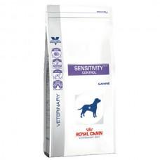Royal Canin (Роял Канин) Sensitivity Control диета для собак, страдающих от пищевой аллергии 1.5кг;14кг