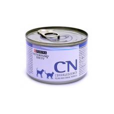 Purina (Пурина) Veterinary Diets CN Convalescence. Консервированный диетический корм для собак и котов, помогающий выздоровлению 195г