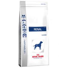 Royal Canin (Роял Канин) Renal dog диета для собак, стадающих хронической почечной недостаточностью 2кг;14кг
