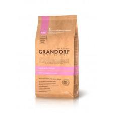Grandorf Puppy - ягненок с рисом для щенков 29/18 - 1кг; 3кг; 12кг