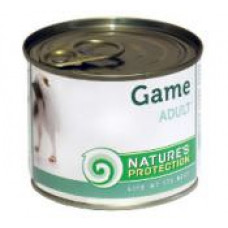 Natures Protection Adult game 0.2 кг;0.4 кг