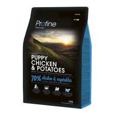 Profine (Профайн) PUPPY CHICKEN & POTATOES курица и картофель для щенков и молодых собак 3кг;15кг