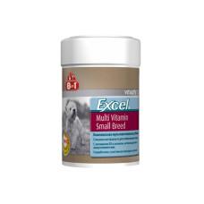8in1 Excel Multi Vitamin Small Breed Мультивитаминный комплекс для собак малых пород 70табл
