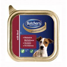 Butcher's (Бутчерс) Gastronomia. Корм-паштет с говядиной 0.15кг