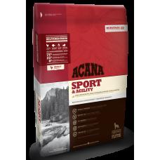 Acana (Акана) Sport & Aglity Dog корм для активных собак 11.4кг; 17кг