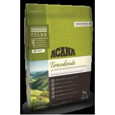 Acana (Акана) Grasslands Dog корм для собак с мясом ягненка, утки и яйцом 0.34кг ;2кг; 6кг; 11,4кг