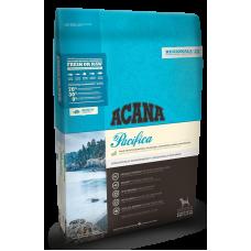 Acana (Акана) Pacifica корм для собак с лососем, камбалой и сельдью 0.34кг; 2кг; 6кг; 11.4кг