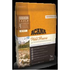 Acana (Акана) WILD PRAIRIE Dog с мясом цыпленка и индейки для собак всех пород 0.34кг; 2кг; 6кг; 11.4кг