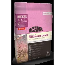 Acana (Акана) GRASS-FED LAMB & Okanagan Apple корм для собак с мясом ягненка и яблоками 0.34кг; 2кг; 6кг; 11.4кг; 17кг
