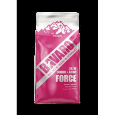 Bavaro (Баваро) Force 28/16 сухой корм для щенков и собак с высокой физической активностью 18кг