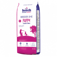 Bosch (Бош) Breeder Line Puppy. Корм для щенков средних и крупных собак 20кг
