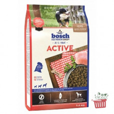 Bosch (Бош) HPC Active Корм для активных собак 1кг;3кг;15кг