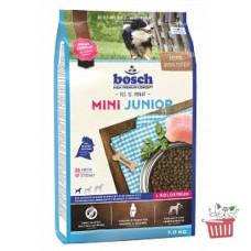 Bosch (Бош) НРС Mini Junior. Корм для щенков мелких пород 1кг;3кг;15кг