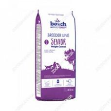 Bosch (Бош) BREEDER SENIOR LIGHT корм для пожилых, кастрированных и склонных к полноте собак 20 кг