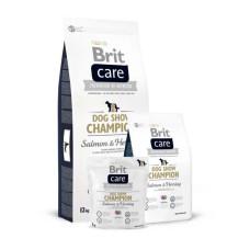 Brit Care (Брит Кеа) DOG SHOW Champion сухой корм с рыбой для выставочных собак 1 кг; 3 кг; 12 кг