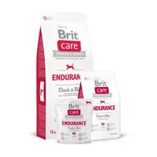 Brit Care (Брит Кеа) ENDURANCE сухой корм с уткой и рисом для активных собак 1 кг; 3 кг; 12 кг