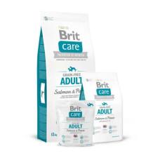 Brit Care (Брит Кеа) GF Adult Medium Breed Salmon & Potato сухой корм с лососем и картофелем для взрослых собак средних пород (весом до 25кг) 1 кг; 3 кг; 12 кг