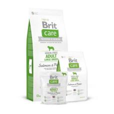Brit Care (Брит Кеа) GF Adult Large Breed Salmon & Potato сухой корм с лососем и картофелем для взрослых собак крупных пород (весом от 25 кг) 1 кг; 3 кг; 12 кг