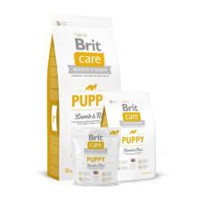 Brit Care (Брит Кеа) Puppy Lamb & Rice сухой корм с ягненком и рисом для щенков всех пород 1 кг; 3 кг; 12 кг