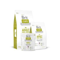 Brit Care (Брит Кеа) ADULT SMALL BREED Lamb & Rice сухой корм с ягненком и рисом для собак мелких пород (весом до 10 кг) 1 кг; 3 кг; 7.5 кг