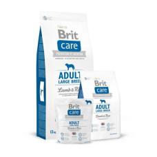 Brit Care (Брит Кеа) ADULT LARGE BREED Lamb & Rice сухой корм с ягненком и рисом для собак крупных пород (весом от 25кг) 1 кг; 3 кг; 12 кг