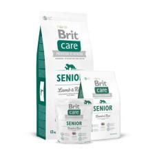 Brit Care (Брит Кеа) Senior Lamb & Rice сухой корм с ягненком м рисом для пожилых собак всех пород 1 кг; 3 кг; 12 кг