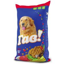 Гав! Сухой корм для собак. Телятина с рисом 10кг