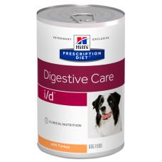 Hill's (Хиллс) Prescription Diet Canine і/d влажный корм для собак, страдающих желудочно-кишечными заболеваниями 360г