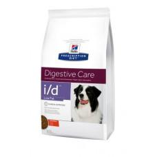Hills (Хиллс) Prescription Diet Canine і/d Low Fat диета с низким содержанием жира для собак, страдающих желудочно-кишечными заболеваниями 1,5кг;12кг