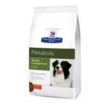 Hill's (Хиллс) Prescription Diet Metabolic Canine диета для собак, страдающих от лишнего веса 1,5кг;2кг