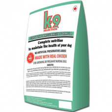 K9 Selection Growth Large Breed Formula корм для щенков крупных пород 5кг; 12кг; 20кг