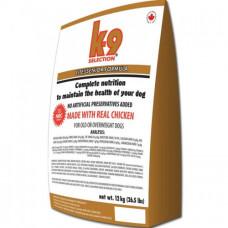 K9 Selection Lite/Senior Formula корм для корм для пожилых собаки и для собак с избыточным весом 12кг