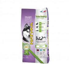 Natyka (Натика) Veterinary Rabbit Dogs полувлажный корм для собак на всех этапах жизни с кроликом 4,5кг