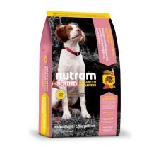 S2 NUTRAM Sound Balanced Wellness Puppy корм холистик для щенков с курицей 0,320кг; 2кг; 11,4кг; 20кг