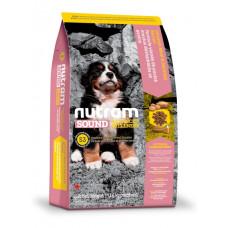 S3_NUTRAM Sound Balanced Wellness Puppy корм холистик для щенков крупных пород с курицей 11,4кг; 20кг