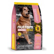 S6 NUTRAM Sound Balanced Wellness Adult Dog корм холистик для взрослых собак 2кг; 11,4кг; 20кг