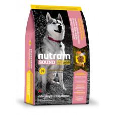 S9 NUTRAM Sound Balanced Wellness Lamb & Rise корм холистик для собак c ягненком 2кг; 11,4кг