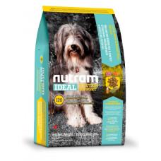 I20 NUTRAM Ideal Solution Support Skin, Coat & Stomach корм холистик для собак с чувствительным пищеварением 2кг; 11,4кг; 20кг
