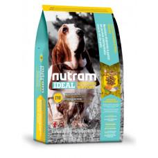 I18 NUTRAM Ideal Solution Support Weight Control корм холистик для собак, склонных к ожирению  2кг; 11,4кг