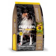 T23 NUTRAM GF Turkey, Chicken & Duck Dog беззерновой корм холистик для собак с 3 видами птицы 2кг; 11,4кг