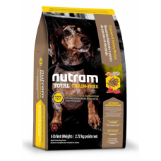 Т27 NUTRAM GF MINI Turkey, Chicken & Duck Dog беззерновой корм холистик для собак с 3 видами птицы 0,32кг; 2кг; 5,4кг; 20кг