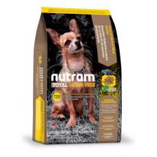 Т28 NUTRAM GF MINI Salmon & Trout Dog, холистик корм д/соб. БЕЗ ЗЛАК., лосось/форель, 0,32кг; 2,72кг; 6,8кг