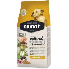 Ownat (Овнат) Dog Classic Adult Lamb & Rice корм для собак с ягненком и рисом 4кг; 15кг; 20кг