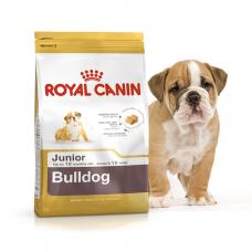 Royal Canin (Роял Канин) Buldog Junior корм для щенков породы Бульдог 3кг;12кг